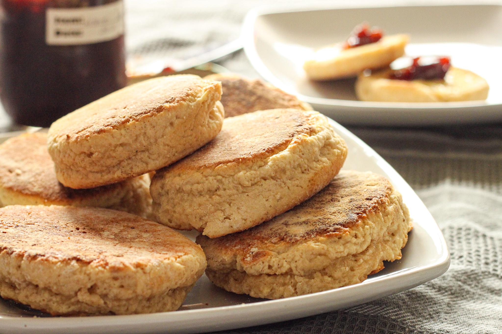 Bermuda Johnny cakes: The Best Quick Bermuda Breakfast Bread