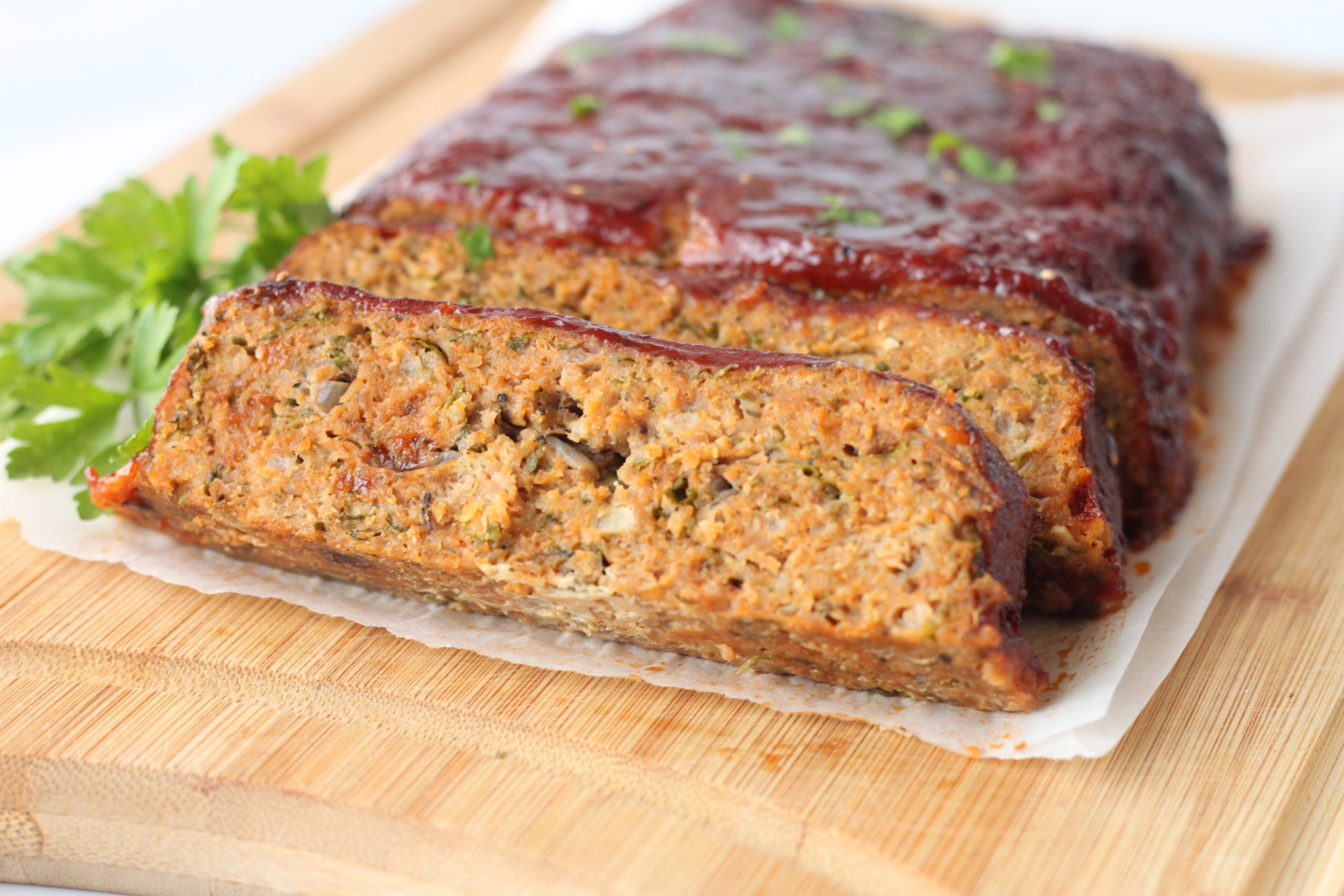 Incredibly Super Moist Turkey meatloaf you will love
