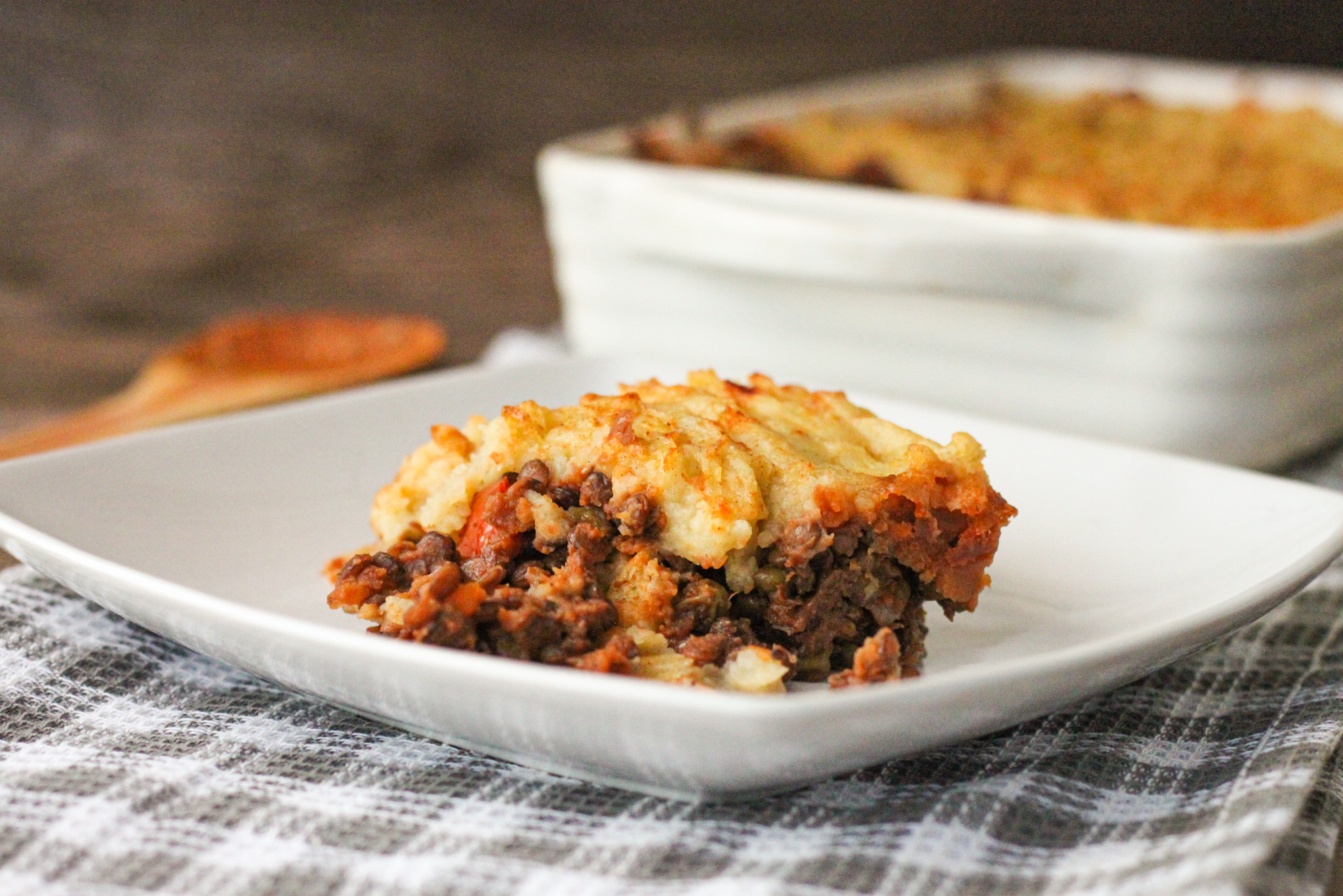 How to make the Most Incredible Vegan Shepherd's Pie