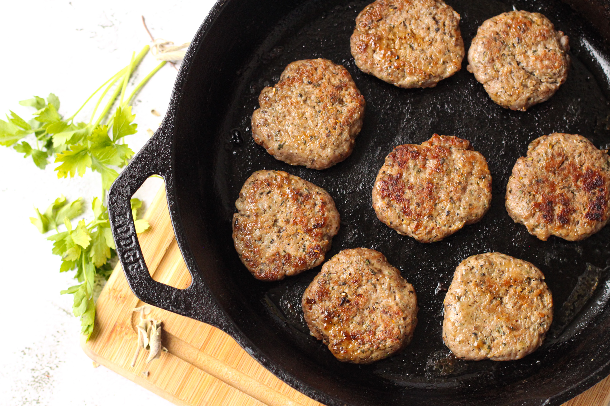 Maple & Sage Turkey Sausage: Breakfast made Amazing