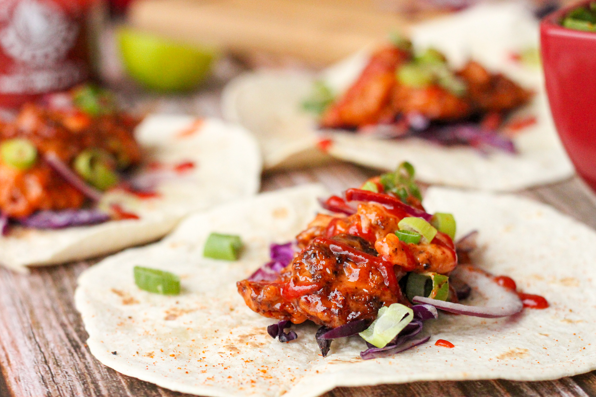 Have an Amazing Dinner Night with Bang Bang Shrimp Tacos