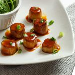 vegan scallops