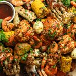 Family Style Seafood Boil