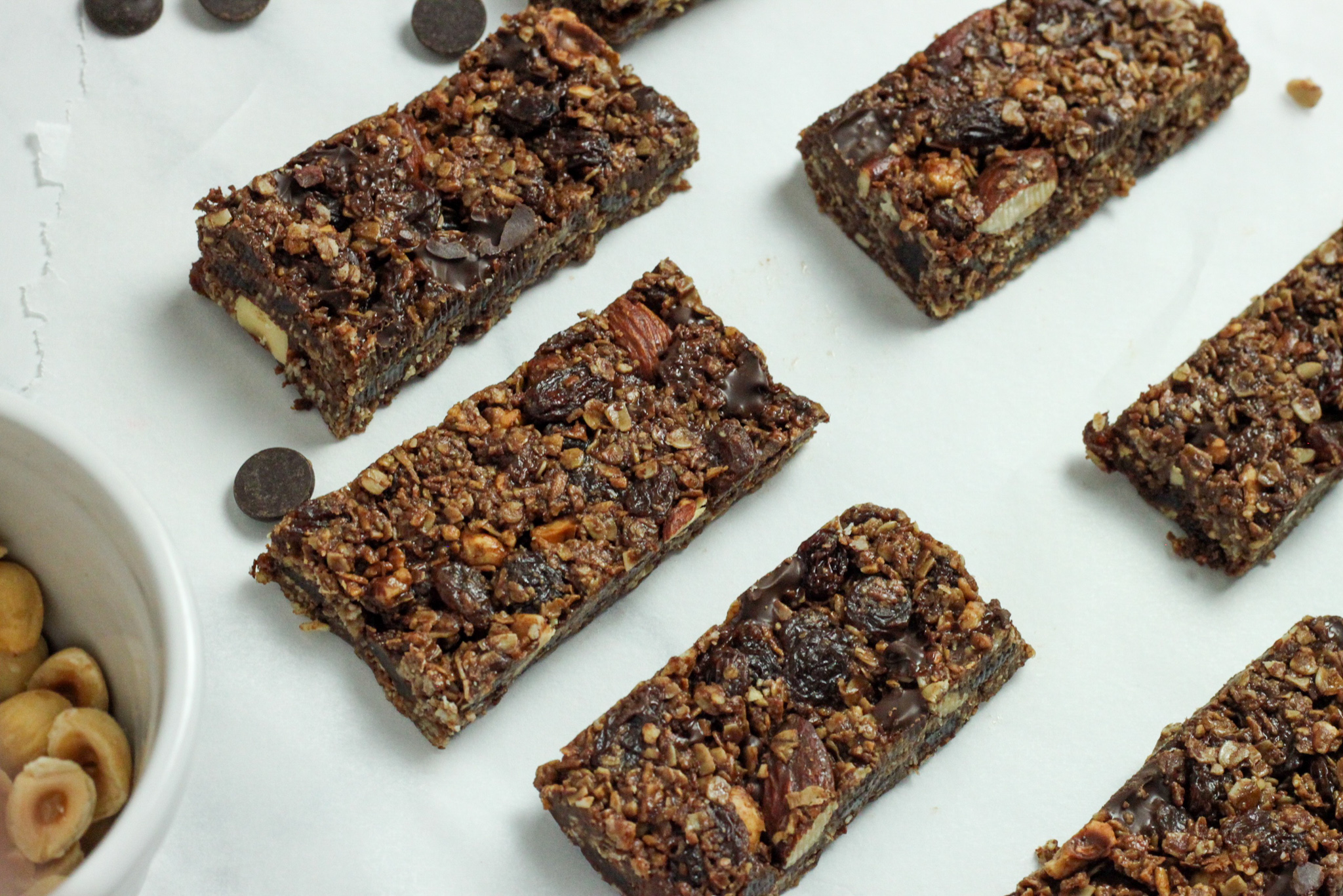 Make These Fully Loaded Fruit and Nut Oat Bars