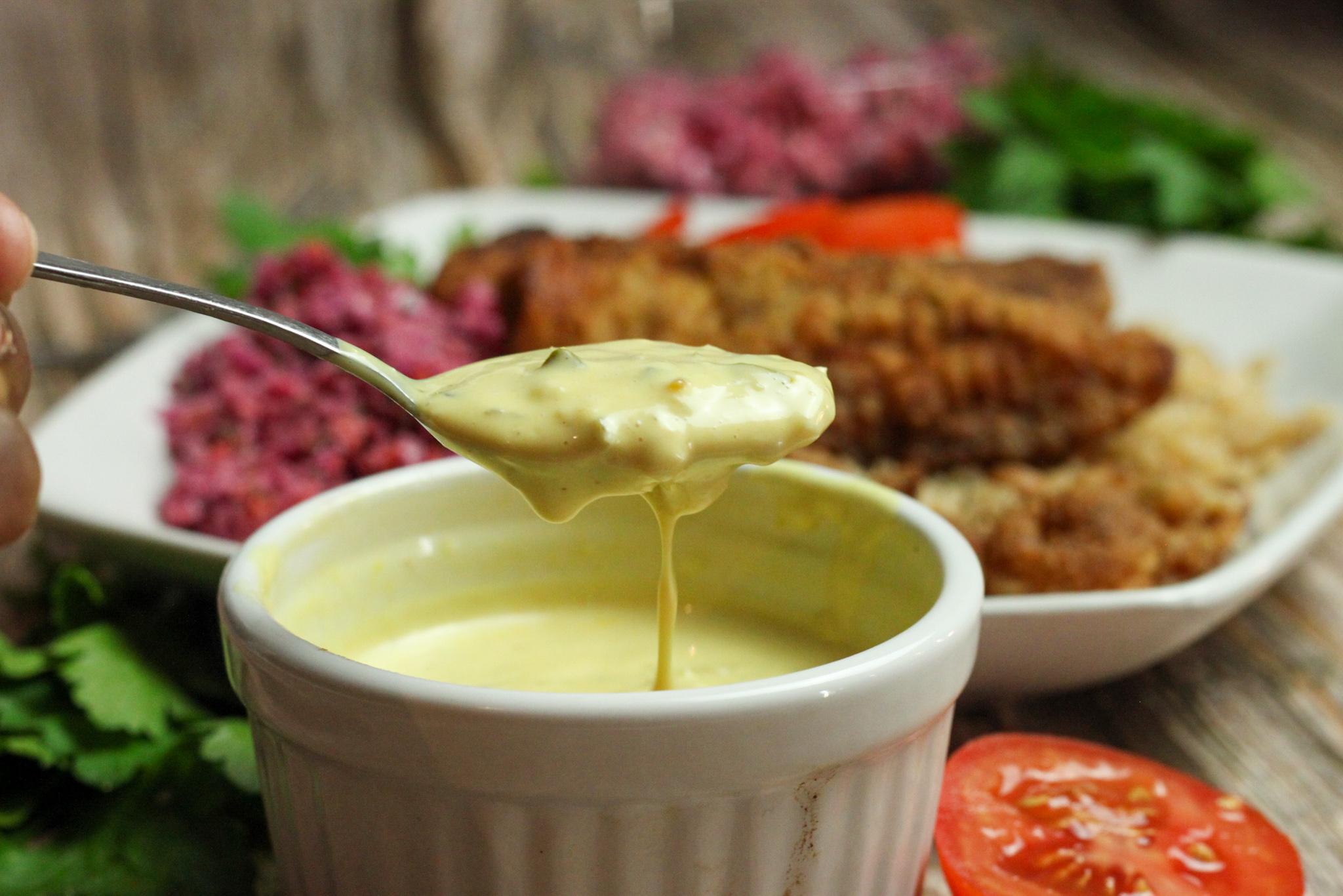 Bermuda Creamy Tartar Sauce