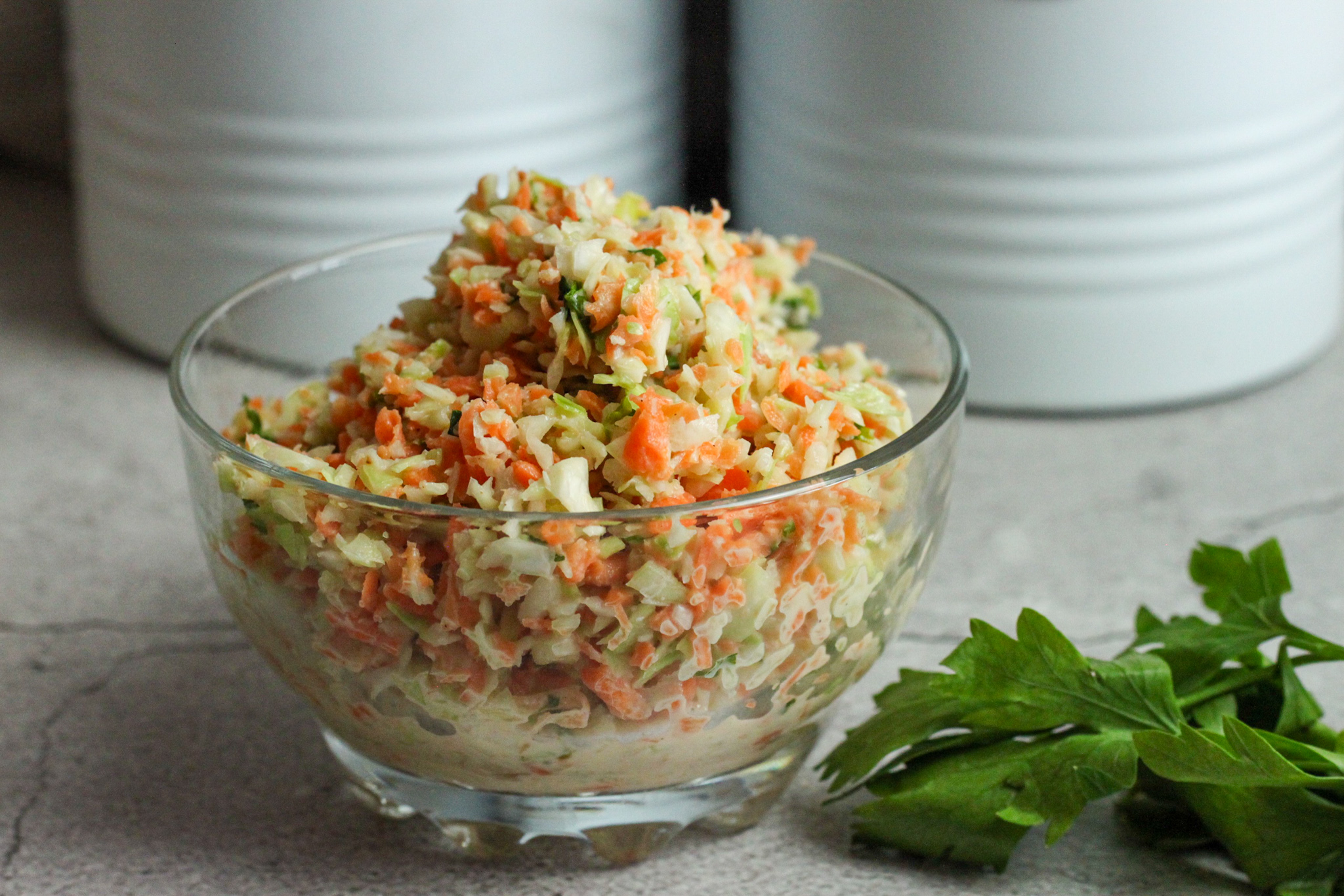 How to make Coleslaw the Right Way